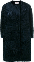 Alberto Biani faux fur coat