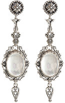 Konstantino Aura Crystal & Mother-of-Pearl Doublet Dangle Earrings