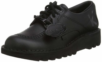 Kickers Unisex-Adult Kick Lo Luxe Leather Shoes