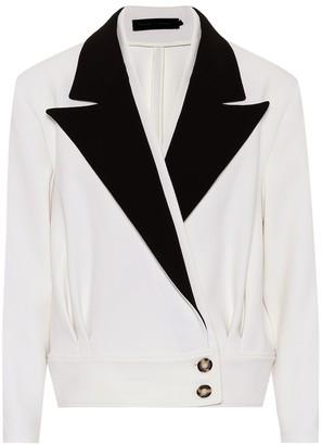 Proenza Schouler Stretch-wool blazer
