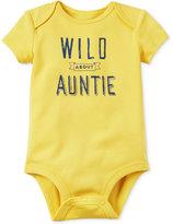 Carter's Wild About Auntie Bodysuit, Baby Boys (0-24 months)