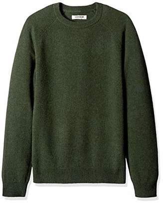 Goodthreads Men's Lambswool Crewneck Sweater