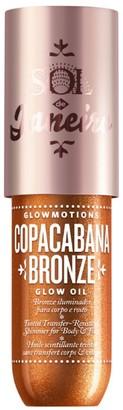 Sol De Janeiro Copacabana Bronze Glowmotions Body Oil (30ml)