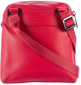 Ferrari Leather Crossbody Bag