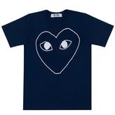 Comme des Garcons Big Heart Play T-Shirt