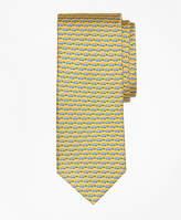 Brooks Brothers Speed Boat Print Tie