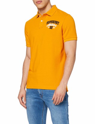 Superdry Men's Classic SUPERSTATE S/S Polo Shirt