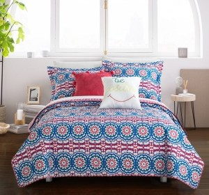 Chic Home Tristan 7 Pc Twin Xl Quilt Set Bedding