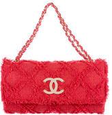 Chanel Jumbo Tweed Flap Bag w/ Tags