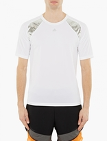 adidas White Climachill T-Shirt