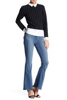 Paige Bell Canyon High Rise Flare Jean (Petite)