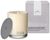 Ecoya Mini Madison Jar Coconut and Elderflower Candle