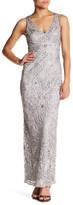 Sue Wong Beaded Long Dress