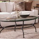 Artistica Metal Designs Coffee Table Home Color: St Laurent