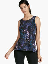 Lucky Brand Lotus Floral Tank