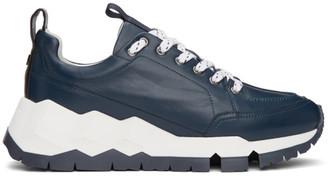 Pierre Hardy Navy Street Life Sneakers