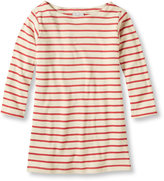 L.L. Bean French Sailor's Shirt, Three-Quarter-Sleeve Boatneck
