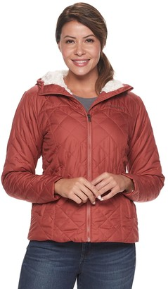 Columbia Women's Copper Crest Hooded Quilted Jacket