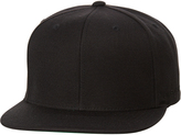 Flexfit Flex Fit The Classic Snapback Cap Black