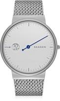 Skagen Ancher Mono Steel Men's Watch w/Mesh Band