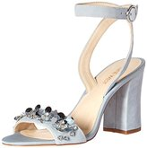 Nine West Women's Balada Suede Heeled Sandal