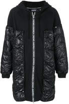 Andrea Crews quilted coat