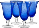 Artland Iris 4-pc. Footed Glass Set