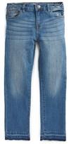 Girl's Treasure & Bond Skinny Kick Crop Jeans