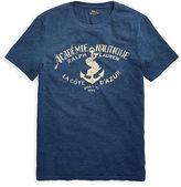Polo Ralph Lauren Custom-Fit Indigo T-Shirt