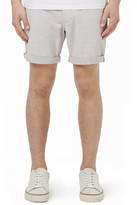 Topman Tile Print Chino Shorts
