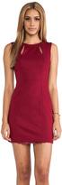 Trina Turk Tropical Ponte Barrymore Dress