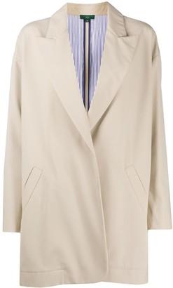 Jejia Oversized Single Breasted Coat