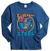 Junk Food Clothing Boys' Superman Man of Steel Tee - Sizes XXS - XXL