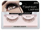 Ardell Fashion Lashes Pair - 110 Brown (Pack of 4)