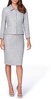 Tahari ASL Boucle 2-Piece Skirt Suit
