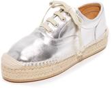 Maison Margiela Espadrille Platform Sneakers