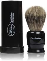 The Art of Shaving Travel Pure Badger - Black