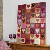 Natalie Collett Design 'Halcyon Hearts' Original Artwork