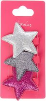 Joules Girls 3 Pack Star Clips