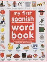 DK Publishing My First Spanish Word Book