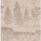 Graham & Brown Wallpaper Sample - Mirage Cream