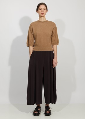 LOULOU STUDIO Hao Cashmere Sweater Camel