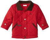 Ralph Lauren Diamond-Quilted Jacket