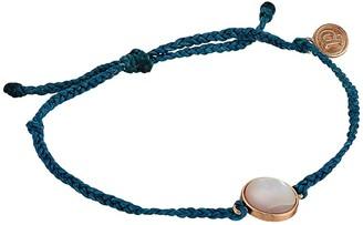 Pura Vida Mother-of-Pearl Bracelet (Dark Lilac) Bracelet