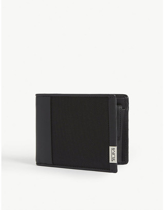Tumi Global leather wallet