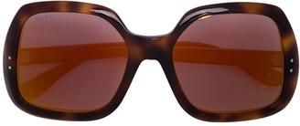 Gucci Square Frame Sunglasses