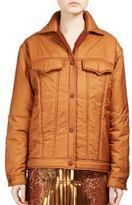 Stella McCartney Long Sleeve Puffer Jacket