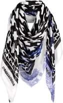 DSQUARED2 Square scarves - Item 46531524