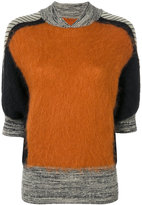 By Malene Birger colour block sweater