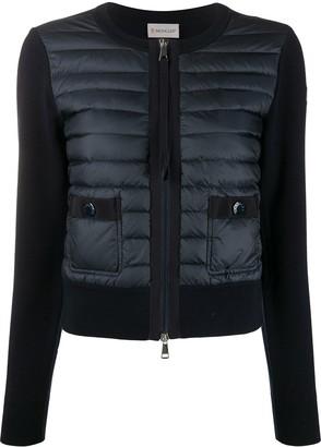Moncler Hybrid Quilted Jacket